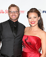 HOLLYWOOD, CA - SEPTEMBER 30: Kellan Lutz, Kim Biddle, at The 6th Annual Saving Innocence Gala at Loews Hollywood Hotel, California on September 30, 2017. Credit: Faye Sadou/MediaPunch