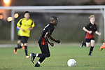 Germantown Legends Black vs. Falcons at Mike Rose Soccer Complex in Memphis, Tenn. on Monday, September 25, 2017. The Germantown Legends Black won 2-1.