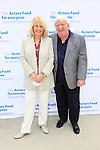 LOS ANGELES - MAY 15: Ilene Graff, Ben Lanzarone at The Actors Fund's Edwin Forrest Day celebration at a private residence on May 15, 2016 in Sherman Oaks, California