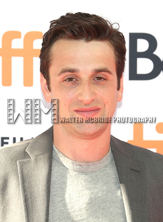 Justin Hurwitz  attends the 'La La Land' Premiere during the 2016 Toronto International Film Festival at Princess of Wales Theatre on September 12, 2016 in Toronto, Canada.