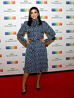 Actress Eva Longoria arrives for the formal Artist's Dinner honoring the recipients of the 40th Annual Kennedy Center Honors hosted by United States Secretary of State Rex Tillerson at the US Department of State in Washington, D.C. on Saturday, December 2, 2017. The 2017 honorees are: American dancer and choreographer Carmen de Lavallade; Cuban American singer-songwriter and actress Gloria Estefan; American hip hop artist and entertainment icon LL COOL J; American television writer and producer Norman Lear; and American musician and record producer Lionel Richie.  <br /> Credit: Ron Sachs / Pool via CNP /MediaPunch