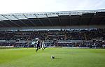 Coca-Cola Football League Championship - Swansea City v Cardiff City @ The Liberty Stadium in Swansea...
