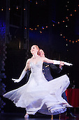 LONDON, ENGLAND - Matthew Bourne's Cinderella performed at Sadler's Wells Theatre, Kerry Biggin as Cinderella, Sam Archer as The Pilot