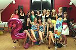 Justine McKenna and Helen Mooney joint 21st Thatch