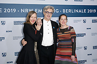 Wim Wenders Credit: Action Press / MediaPunch *** USA ONLY***<br /> <br /> ***NRW Reception during the 68th International Film Festival Berlinale, Berlin, Germany - 10 Feb 2019 *** Credit: Action PRess / MediaPunch<br /> *** USA ONLY***