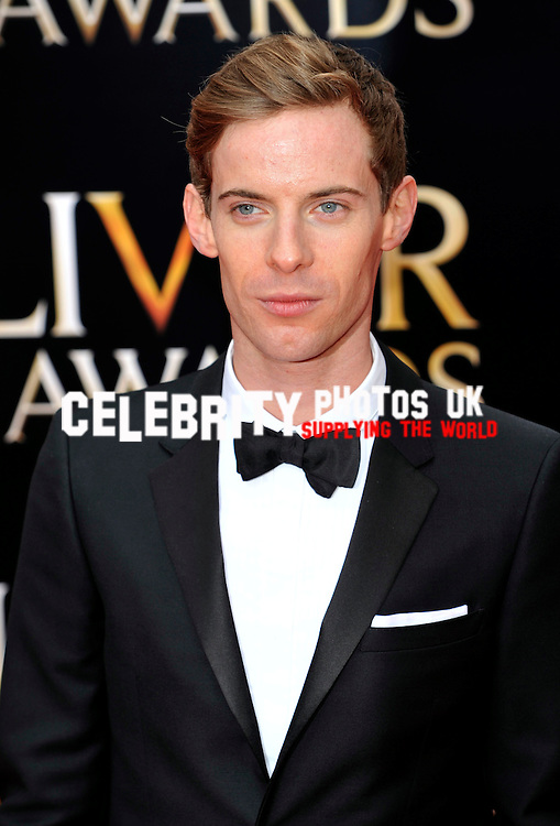 Luke Treadaway The Laurence Olivier Awards at the Royal Opera House on April 28, 2013 in London Picture By: Brian Jordan / Retna Pictures.. ..-..