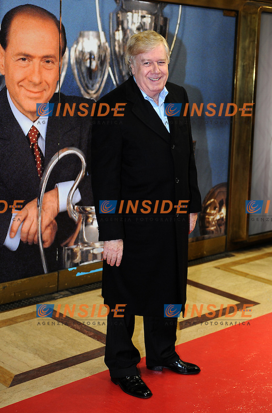 Claudio LIPPI<br /> Milano, 13/03/2011 Teatro Manzoni<br /> 25&deg; anniversario di presidenza Berlusconi al Milan<br /> Campionato Italiano Serie A 2010/2011<br /> Foto Nicolo' Zangirolami Insidefoto