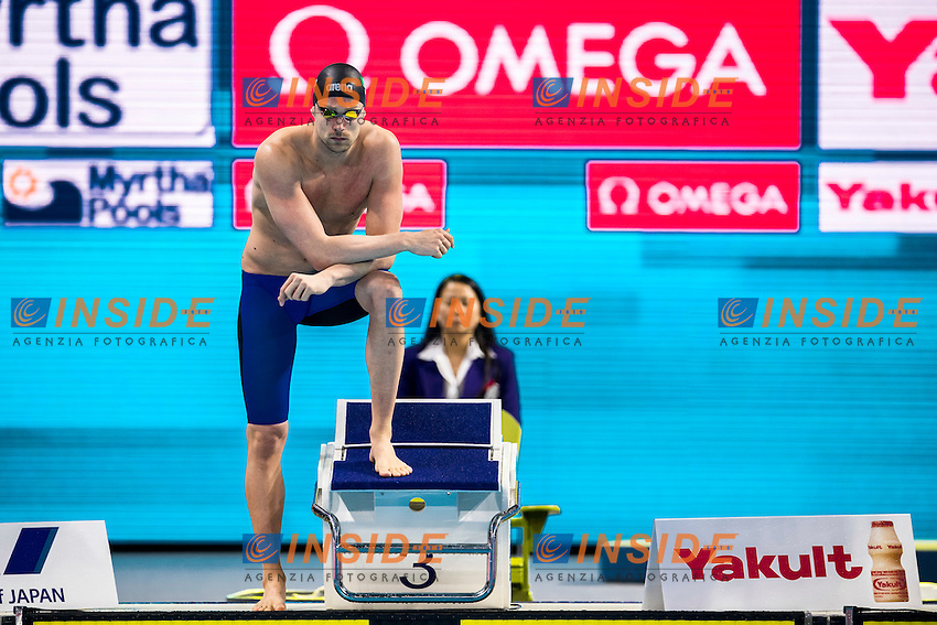 DOTTO Luca ITA<br /> Men's 50m Freestyle<br /> 13th Fina World Swimming Championships 25m <br /> Windsor  Dec. 9th, 2016 - Day04 Finals<br /> WFCU Centre - Windsor Ontario Canada CAN <br /> 20161209 WFCU Centre - Windsor Ontario Canada CAN <br /> Photo &copy; Giorgio Scala/Deepbluemedia/Insidefoto