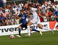 Rodrigo Palacio<br /> <br /> italian Preseason soccer match between FC inter e Carpi , at Stadium of Rischione di Brunico Italy July 15, 2015