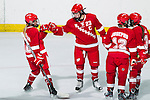 2011-12 NCAA Women's Hockey: Lindenwood at Wisonsin