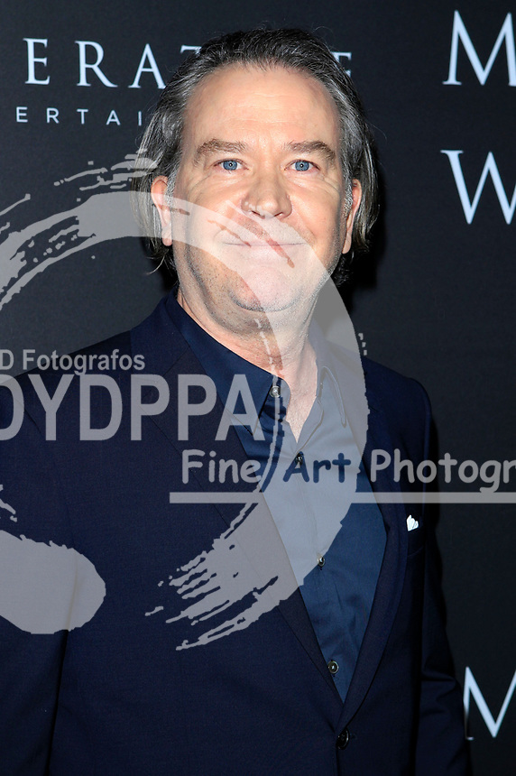 Timothy Hutton bei der Premiere des Kinofilms 'All the Money in the World / Alles Geld der Welt' im Samuel Goldwyn Theater. Beverly Hills, 18.12.2017