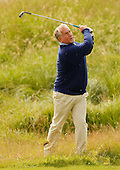 Simon Kelner during the final round  of the 2016 Aberdeen Asset Management Ladies Scottish Open played at Dundonald Links Ayrshire from 22nd to 24th July 2016:  Picture Stuart Adams, www.golftourimages.com: 22/07/2016