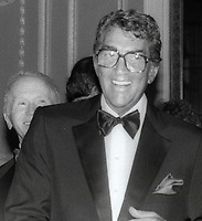Dean Martin 1984<br /> Friars Club Roasts Dean Martin<br /> Photo By John Barrett/PHOTOlink