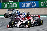 12th July 2020; Styria, Austria; FIA Formula One World Championship 2020, Grand Prix of Styria race day; FIA Formula One World Championship 2020, Grand Prix of Styria,  99 Antonio Giovinazzi ITA, Alfa Romeo Racing ORLEN