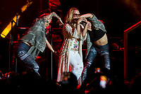American singer Anastacia during concert of the summer festival 'Botanical's Nights' (Noches del Botanico) at Real Jardin Botanico Alfonso XIII in Madrid, July 05, 2017. Spain.<br /> (ALTERPHOTOS/BorjaB.Hojas) /NortePhoto.com