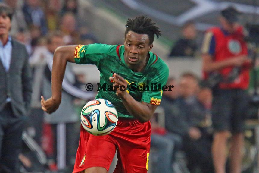 Benjamin Moukandjo (CAM) - Deutschland vs. Kamerun, Mönchengladbach