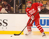 Charlie McAvoy (BU - 7) - The Boston University Terriers defeated the Boston College Eagles 3-1 in their opening Beanpot game on Monday, February 6, 2017, at TD Garden in Boston, Massachusetts.