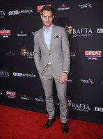 06 January 2018 - Beverly Hills, California - Justin Hartley. 2018 BAFTA Tea Party held at The Four Seasons Los Angeles at Beverly Hills in Beverly Hills.    <br /> CAP/ADM/BT<br /> &copy;BT/ADM/Capital Pictures