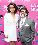 "Tina Fey and Jeff Richmond  attending the Broadway Opening Night Performance of  ""Mean Girls"" at the August Wilson Theatre Theatre on April 8, 2018 in New York City."