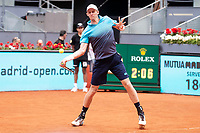 South African Kevin Anderson during Mutua Madrid Open 2018 at Caja Magica in Madrid, Spain. May 11, 2018. (ALTERPHOTOS/Borja B.Hojas) /NORTEPHOTOMEXICO