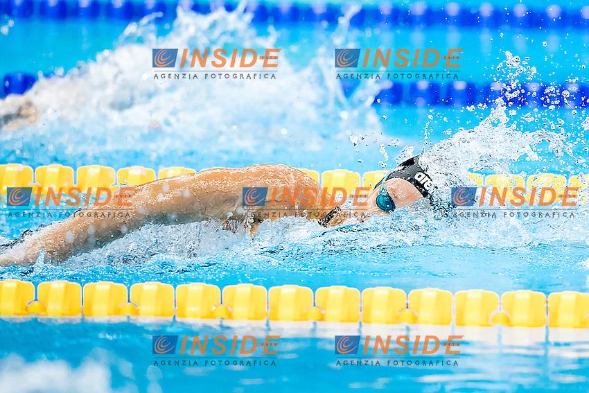 Pellegrini Federica ITA<br /> 200 freestyle women<br /> Rio de Janeiro  XXXI Olympic Games <br /> Olympic Aquatics Stadium <br /> Swimming heats 08/08/2016<br /> Photo Giorgio Scala/Deepbluemedia/Insidefoto
