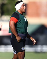 Mako Vunipola (Saracens) during the England Rugby training session at  Jonsson Kings Park Stadium,Durban.South Africa. 05,06,2018 Photo by Steve Haag)