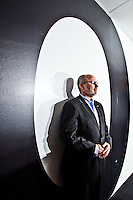 Portraits of Stephen Hoover - CEO PARC - 2012
