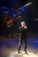 Sercio Dalma in concert at Palau de les Arts Reina Sofia in valencia, 14-2-2015