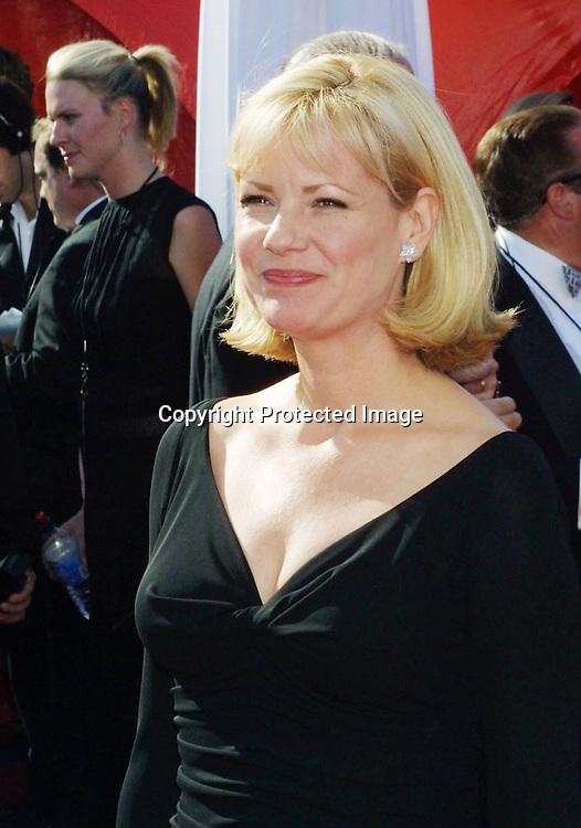 ©2003 KATHY HUTCHINS / HUTCHINS PHOTO.55TH  ANNUAL EMMYS.SHRINE AUDITORIUM.LOS ANGELES, CA    9/21/03.BONNIE HUNT