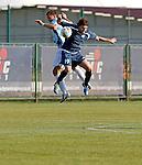 Belgrade, Serbia, Jelen Superliga Rad -  Hajduk Kula 17.11.2012 (photo: Pedja Milosavljevic / thepedja@gmail.com / +381641260959)
