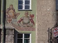 Weinhaus,  Herzog-Friedrich-Stra&szlig;e, Innsbruck, Tirol, &Ouml;sterreich, Europa<br /> Wine house, Herzog-Friedrich St., Innsbruck, Tyrol, Austria, Europe