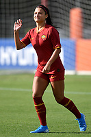 Maria Zecca of AS Roma <br /> Roma 8/9/2019 Stadio Tre Fontane <br /> Luisa Petrucci Trophy 2019<br /> AS Roma - Paris Saint Germain<br /> Photo Andrea Staccioli / Insidefoto