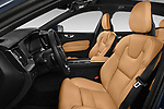 Front seat view of a 2018 Volvo XC60 Inscription 5 Door SUV front seat car photos