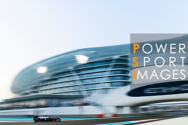 Pastor Maldonado of Colombia and Williams F1 Team drives during the Abu Dhabi Formula One Grand Prix 2013 at the Yas Marina Circuit on November 3, 2013 in Abu Dhabi, United Arab Emirates. Photo by Victor Fraile / The Power of Sport Images