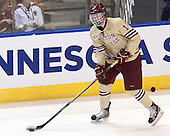 Adam Gilmour (BC - 14) - The Boston College Eagles defeated the University of Denver Pioneers 6-2 in their NCAA Northeast Regional semi-final on Saturday, March 29, 2014, at the DCU Center in Worcester, Massachusetts.