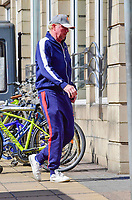 LONDON <br /> ************WORLD MANAGED******<br /> <br /> PICTURES BY JUSTIN/EAGLEPRESS<br /> PLS CREDIT ALL USES<br /> ----------------------------------<br /> BORIS BECKER SEEMS THOUGHTFUL  AS HE GOES TO THE GYM FOR A WORKOUT<br /> -----------------------------------<br /> CONTACT: <br /> photos@eaglepress.us<br /> T 07488472424<br /> ----------------------------------------------------<br /> FOR UK PUBLICATIONS AND OTHER COUNTRIES REQUIRED BY LAW PICTURES CONTAINING CHILDREN PLS PIXELATE THEIR FACES PRIOR TO PUBLICATION<br /> EAGLEPRESS MEDIA DONT TAKE ANY RESPONSABILITY IF THE PUBLICATION DO NOT PIXELATE CHILDREN FACES