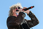 SAMMY HAGAR rocks out during the concert before the NASCAR AAA Texas 500 race at Texas Motor Speedway in Fort Worth,Texas.