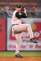 Colorado Springs Sky Sox pitcher Justin Hampson during the Triple-A All-Star Game at Fifth Third Field on July 12, 2006 in Toledo, Ohio.  (Mike Janes/Four Seam Images)