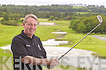 Maurice O'Meara General Manager of Killarney Golf and Fishing Club