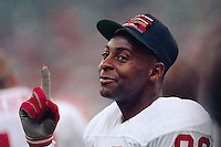 Jerry Rice Enters Hall of Fame