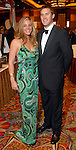 Kristen and Lee Nix at the Houston Symphony Ball at the Hilton Americas Houston Friday Feb. 27, 2009. (Dave Rossman/For the Chronicle)