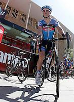 Raymond Kreder before the stage of La Vuelta 2012 between Logroño and Logroño.August 22,2012. (ALTERPHOTOS/Acero) /NortePhoto.com<br /> <br /> **SOLO*VENTA*EN*MEXICO**<br /> **CREDITO*OBLIGATORIO**<br /> *No*Venta*A*Terceros*<br /> *No*Sale*So*third*<br /> *** No Se Permite Hacer Archivo**<br /> *No*Sale*So*third*