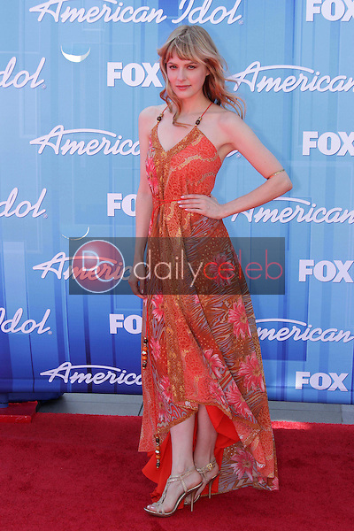 Jenny Wade<br /> at the &quot;American Idol&quot; 2012 Finale, Nokia Theatre, Los Angeles, CA 05-23-12<br /> David Edwards/DailyCeleb.com 818-249-4998