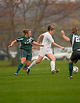 16714Womens Soccer defeat Eastern Michigan 3-1 in Mid-American Conference
