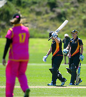 151128 Women's Cricket - Wellington Blaze v Northern Spirit