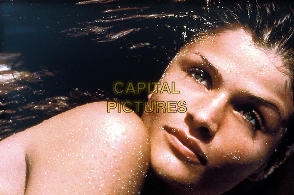 HELENA CHRISTENSEN.danish supermodel, sunbathing, outdoors, natural, no makeup, headshot, portrait.www.capitalpictures.com.sales@capitalpictures.com.Supplied by Capital Pictures