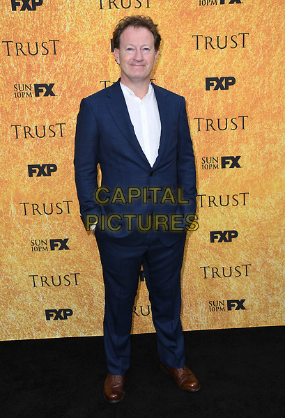 11 May 2018 -North Hollywood, California - Simon Beaufoy. FYC Event for FX's &quot;Trust&quot; held at Saban Media Center at the Television Academy Wolf Theater. <br /> CAP/ADM/BT<br /> &copy;BT/ADM/Capital Pictures
