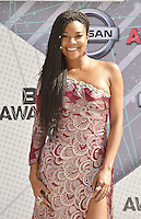 LOS ANGELES, CA - JUNE 26: Gabrielle Union at the 2016 BET Awards at the Microsoft Theater on June 26, 2016 in Los Angeles, California. Credit: Koi Sojer/MediaPunch