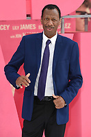 C J Jones at the European premiere for &quot;Baby Driver&quot; at Cineworld in London, UK. <br /> 21 June  2017<br /> Picture: Steve Vas/Featureflash/SilverHub 0208 004 5359 sales@silverhubmedia.com