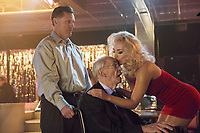 Anna Nicole (2013) <br /> Agnes Bruckner as Anna Nicole Smith<br /> Martin Landau as J. Howard Marshall <br /> *Filmstill - Editorial Use Only*<br /> CAP/PLF<br /> Image supplied by Capital Pictures /MediaPunch ***NORTH AND SOUTH AMERICAS ONLY***